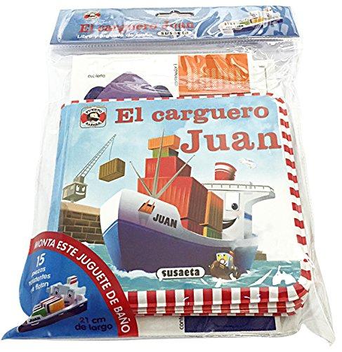 El carguero Juan (Puerto Bañera) por Susaeta Ediciones S A