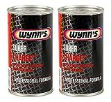 2x WYNN'S WYNNS Super Charge Motorölzusatz Ölzusatz Ölverbrauchstop 325 ml