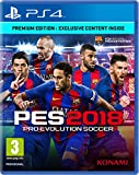 PES 2018 Pro Evolution Soccer (PS4)