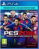PES 2018 Pro Evolution Soccer (PS4)