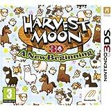 Harvest Moon: A New Beginning (Nintendo 3DS)