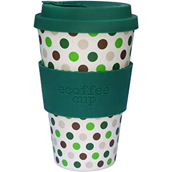 LS Design Öko eCoffee Cup 400ml Coffee to Go Becher
