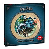 Winning Moves 022583 - Puzzle Puzzle 500 Pezzi Harry Potter Creature Magiche, Versione Italiana