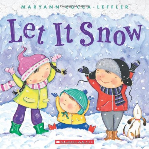 Let It Snow por Maryann Cocca-Leffler