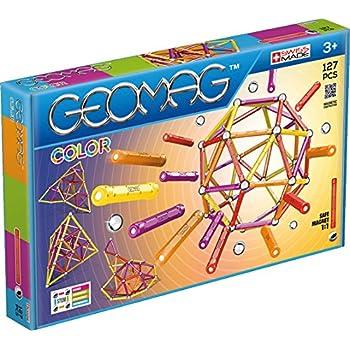 Geomag 6833 - Jeu de Construction - Wheels - Tout Terrain - 62 Pièces