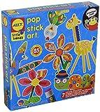 Alex Toys Little Hands - 1409 - Kit De Loisirs Créatifs - Bricolage Sympas Avec Bâtonnets En Bois...