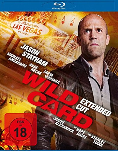 Wild Card - Extended Cut [Blu-ray]