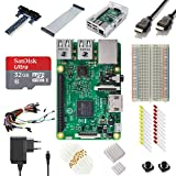 Vilros Raspberry Pi 3 Ultimate Starter Kit--EU Plug