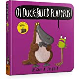 Oi Duck-billed Platypus Board Book (Oi Frog and Friends)