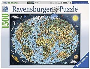 Ravensburger Ravensburger-00.016.360 Puzzle 1500 Piezas, (1)