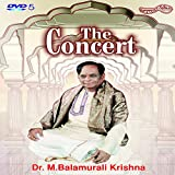 The Concert-Balamurali Krishna