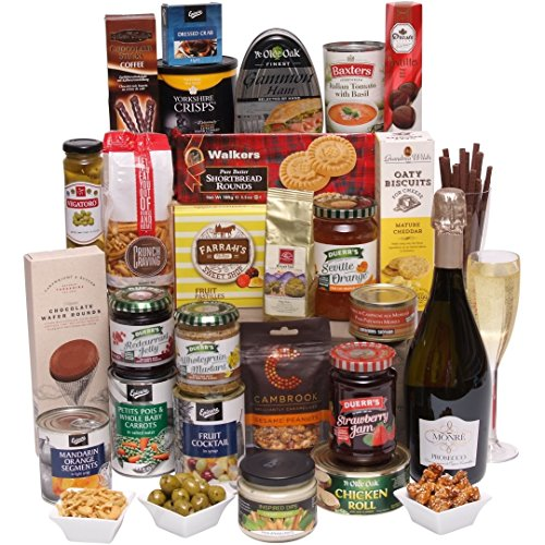 Clearwater Hampers The Arundel - Food Hampers amp; Food Gift Baskets - The Perfect Christmas Selection