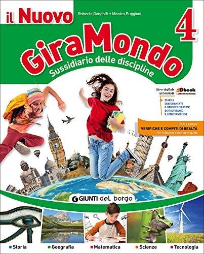 Nuovo giramondo. Per la Scuola elementare. Con e-book. Con espansione online: 1