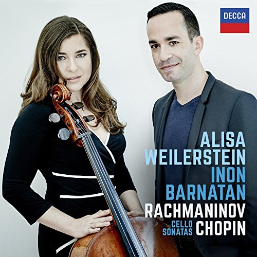 Rachmaninov Chopin Cello Sonatas
