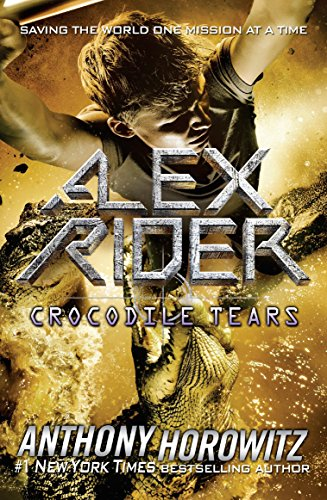Crocodile Tears (Alex Rider) por Anthony Horowitz