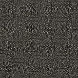Fabulous Fabrics Strickstoff Iceland 5 – anthrazit — Meterware ab 0,5m — zum Nähen von Pullovern, Schals und Tüchern und Strickjacken