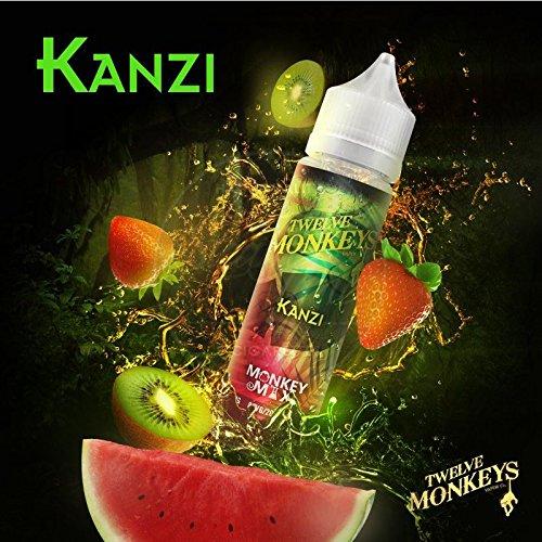 Kanzi (50ml) Plus e Liquid by Twelve Monkeys Nikotinfrei -