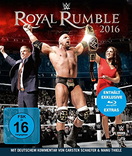 Royal Rumble 2016 [Blu-ray] -