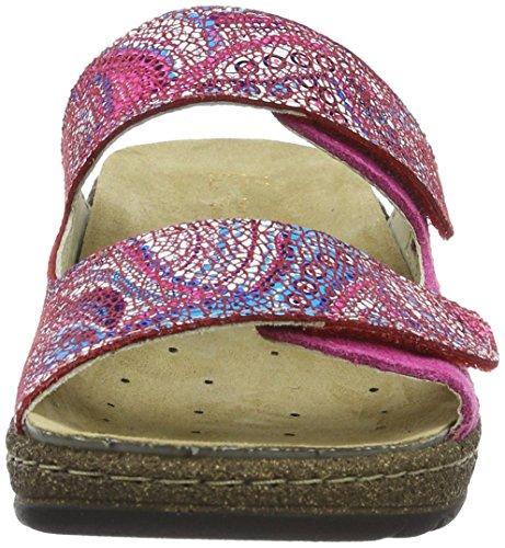 Hans Herrmann Collection Damen Hhc Clogs Pink (dahlia)