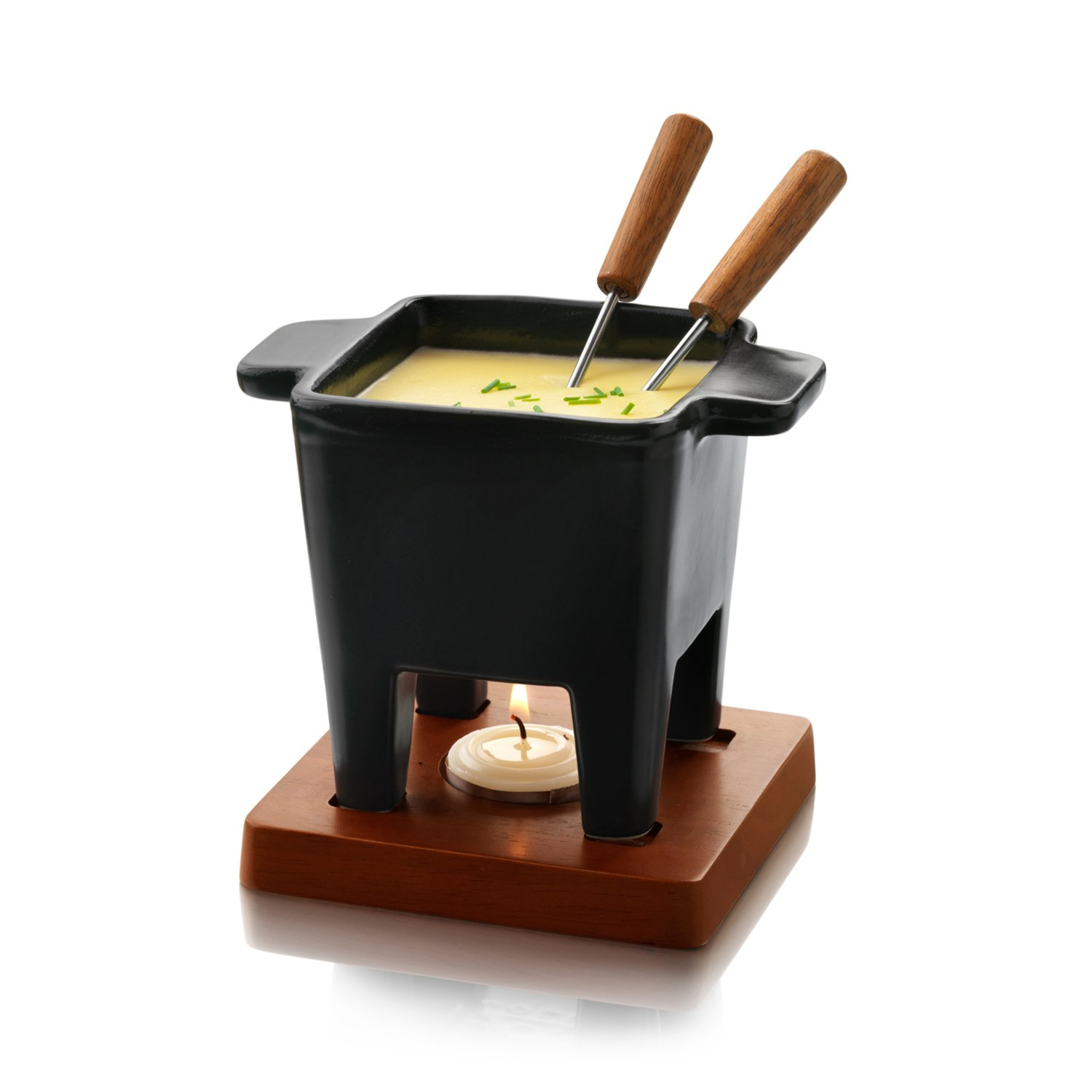boska k sefondue set tapas 5 teilig fondue kaufen. Black Bedroom Furniture Sets. Home Design Ideas