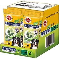 Pedigree Dentastix Fresh Dental Dog Chews - Large Dog, Pack of 10 (Total 10 x 7 Sticks)