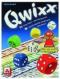 NSV - 4032 - QWIXX INTERNATIONAL - Englisch/Italienisch/Deutsch - Würfelspiel