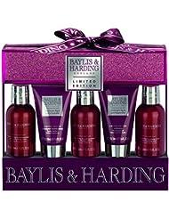 Baylis & Harding PLC Coffret Cadeau Midnight Fig/Pomegranate 5 Pièces