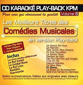 Karaoke - Karaoké - Les comédies Musicales
