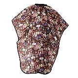 Sharplace Arredi per Parrucchieri Salone Mantelle Impermeabile per Bambino - 67 * 79cm