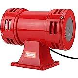 Bocina de Alarma de 150dB Tweeter, 110V / 220-240V Seguridad Industrial Sirena accionada por Motor eléctrico Alarma Continua