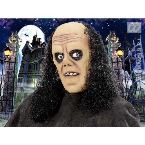Halloweenmaske Grabräuber (Maske Undertaker)