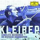 Kleiber : L'Int�grale Deutsche Grammophon (Coffret 12 CD)