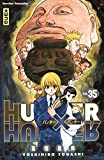 Hunter X Hunter, tome 35