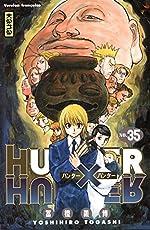 Hunter X Hunter, tome 35 de Yoshihiro Togashi