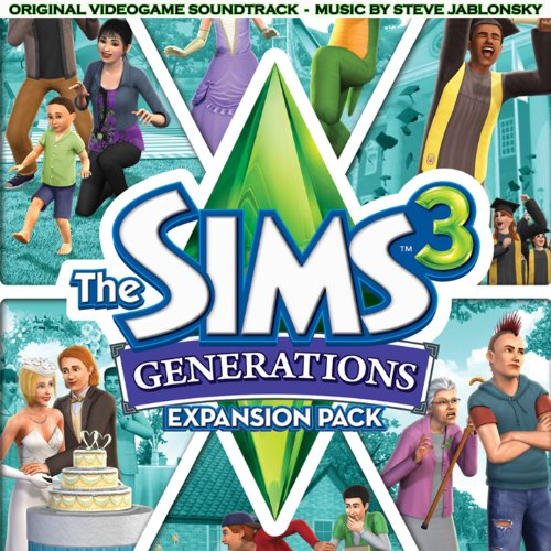 The Sims 3: Generations (Sims 3 Generations Download)
