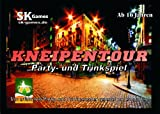 Kneipentour - Das Party- und Trinkspiel