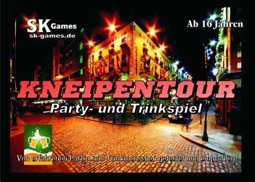 Kneipentour – Das Party- und Trinkspiel