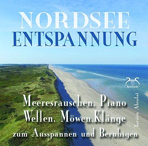Nordsee Entspannung - Meeresrauschen, Piano, Wellen, Möwen und Klänge zum Ausspannen und Beruhigen