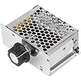 Spanningsregelaar AC 4000 W snelheidsregelaar voor elektromotor dimmer 220 V, snelheidsregelaar 220 V motoren voor borstelmot