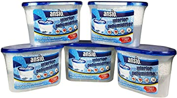 ANSIO Dehumidifiers Packs