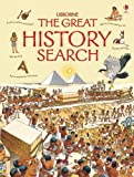 The Great History Search (Usborne Great Searches)