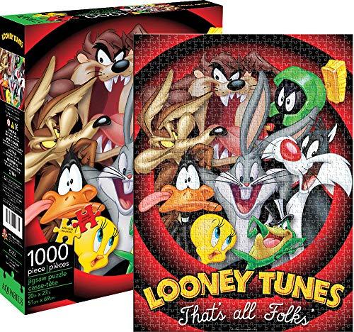 Aquarius Looney Tunes, DASS alle Leute Puzzle (1000Stück)