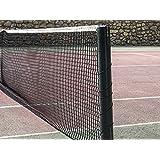 Diamant 1009 tennisnet, zwart, 12,8 x 1,07 m