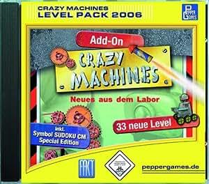 Crazy Machines Level Pack 2006 - exklusiv bei Amazon (Pepper Games)