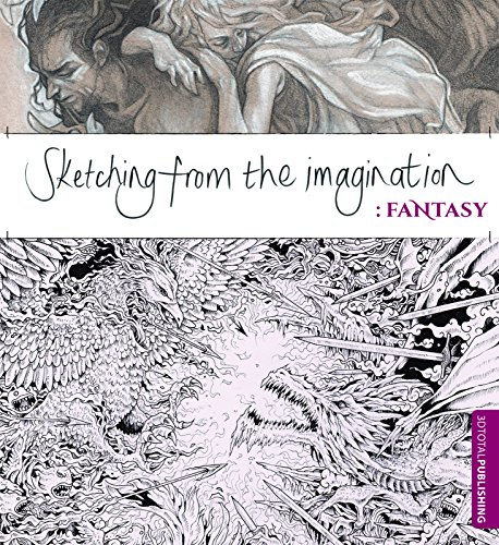 Sketching from the Imagination: Fantasy por Sean Andrew Murray