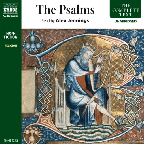 The Psalms  Audiolibri