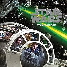 The Official Star Wars Classic 2016 Square Calendar (Calendar 2016)