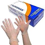 Gloveman Sticker sticker (Pack van 100)