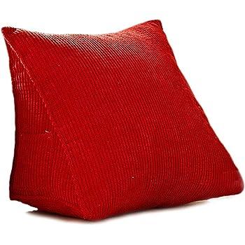 Vercart Wedge Pillow Bed Wedge Pillow Sofa Ruckenlehne Kopfkissen