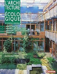 Architecture écologique